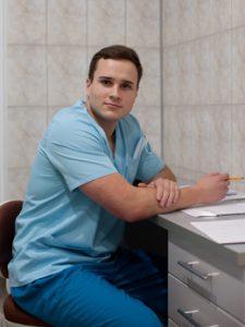 стоматолог-ортопед Короткевич А. А.