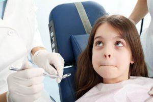 Лечение молочных зубов в Кудрово