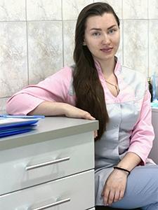 Захарова Анастасия Геннадьевна
