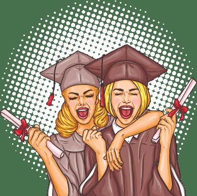 Акция на чистку зубов для студентов