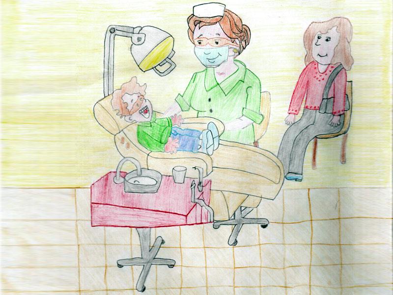 Порядок схема прорезывания молочных зубов у детей