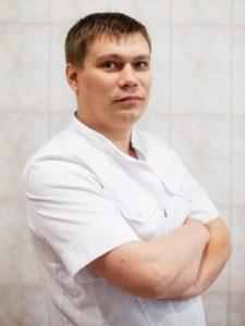 Пятков Евгений Николаевич - врач стоматолог-ортопед
