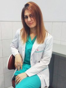 Абраамян Варсеник Арменовна