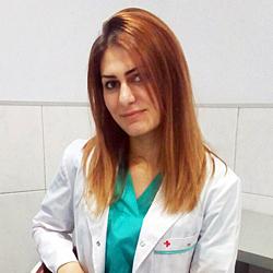 Наш врач стоматолог-терапевт Абраамян Варсеник Арменовна