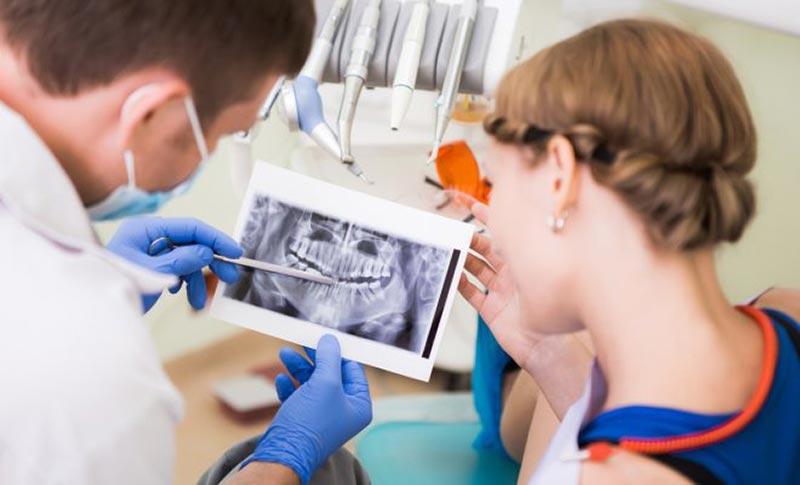 Подготовка к удалению зуба