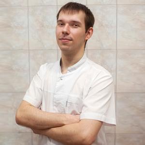 Зиборов Максим Алексеевич, врач стоматолог-ортодонт